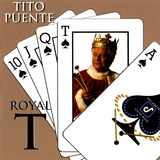 Tito Puente - Royal T Wandtattoo