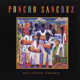 Poncho Sanchez - Afro-Cuban Fantasy Wall Decal