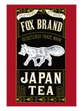 Fox Brand Wandtattoo