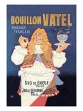 Bouillon Vatel Wallstickers af Eugene Oge