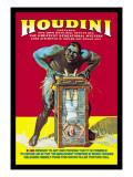 Houdini Wandtattoo
