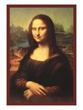 Mona Lisa Wallstickers af Leonardo da Vinci,