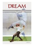 Sogna, in inglese Decalcomania da muro