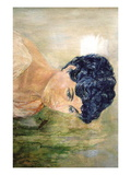 Gail Goodstalk Wall Decal by Norma Kramer