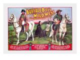 Buffalo Bill: Napoleon Wall Decal