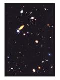 Hubble Deep Field Decalcomania da muro