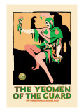 Gilbert & Sullivan: The Yeomen of the Guard (The Jester) Wall Decal