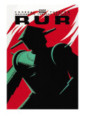 WPA Marionette Theater presents RUR (Rossum's Universal Robots) Wall Decal