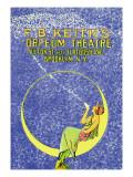 Orpheum Theatre Decalcomania da muro