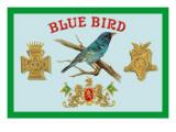 Blue Bird Cigars Wall Decal