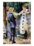 Famille Decalcomania da muro di Pierre-Auguste Renoir