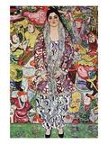 Portrait of Frederika Maria Beer Vinilo decorativo por Gustav Klimt