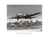 Boeing B-307 on Final Approach, 1940 Adesivo de parede
