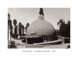 The Brown Derby, Los Angeles, California, 1932 Adesivo de parede