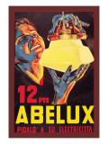 Abelux Väggdekal av  Brasso