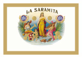 La Saramita Cigars Wall Decal