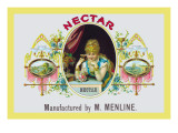 Nectar Cigars Wall Decal