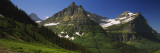 Logan Pass, U.S. Glacier National Park, Montana, USA Wallstickers af Panoramic Images,
