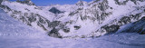 Snowcapped Mountains, Stuben, Zurs, Austria Wallstickers