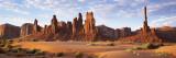 Monument Valley Arizona, USA Decalcomania da muro di Panoramic Images,