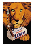Lowe Luzerner Wall Decal by P.a. Tunod