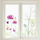 Piccole fate Adesivo per finestre