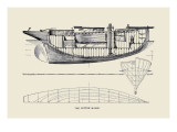 The Cutter Mamie Wall Decal by Charles P. Kunhardt