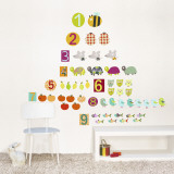 Figures Wall Decal