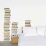 Livros Adesivo de parede
