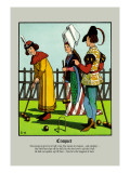 Croquet, c.1873 Wall Decal by J.e. Rogers