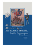 The Marines' Hymn Wall Decal by L.a. Shafer
