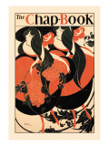The Chap Book Wall Decal by Will H. Bradley