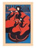 The Chap Book: Thanksgiving Seinätarra tekijänä Will H. Bradley
