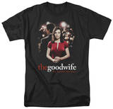 The Good Wife-Bad Press T-Shirt