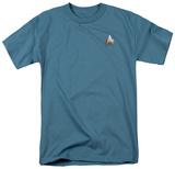 Star Trek-TNG Science Emblem T-shirts
