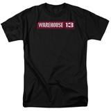Warehouse 13-Logo T-shirts