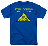 Pythagorems T-shirts