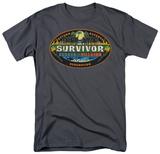 Survivor-Heroes vs. Villains T-shirts