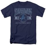 Star Trek-Starfleet Academy Earth T-Shirt