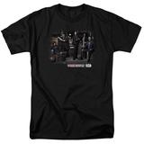 Warehouse 13-Warehouse Cast T-shirts