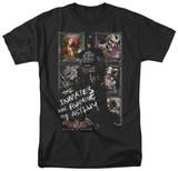 Batman AA-Running The Asylum T-shirts
