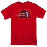 Battle Star Galactica-Elect Gaius Shirt