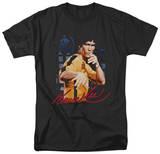 Bruce Lee-Yellow Jumpsuit T-Shirt
