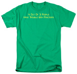 Trouble With Fractions T-Shirt