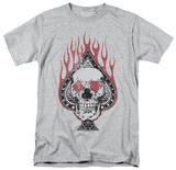 Vintage Skull Spade T-Shirt