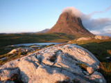 Suilven Mountain from the West, Inverpolly Nature Reserve Reproduction photographique par Feargus Cooney