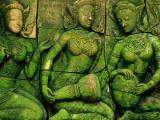 Terracotta Sculptures at Ban Phor Liang Meun Ceramics Lámina fotográfica por Frank Carter