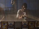 Carpet Weaver Fotografisk tryk af Izzet Keribar
