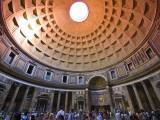 Intérieur du Panthéon Reproduction photographique par Glenn Beanland