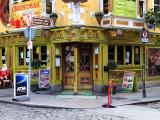 Oliver St.John Gogarty Bar in Temple Bar Area Fotografie-Druck von Eoin Clarke